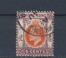 Hongkong 1904 Mi: 79 Yt: 81 (Gebr/used/obl/o)(1484) - Used Stamps