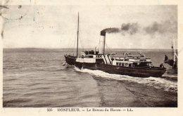 HONFLEUR - Le Bateau Du Havre - Honfleur