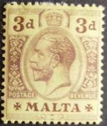 MALTA - IVERT Nº 47 - NUEVO SIN GOMA (Y046) - Malta