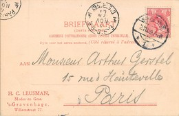 GRAVENHAGE DEN HAAG PAYS BAS NETHERLANDS - Periode 1891-1948 (Wilhelmina)
