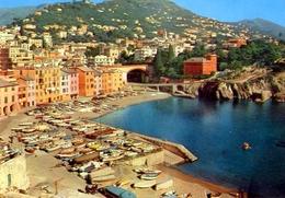 Nervi - Genova - Porticciolo - 48 - Formato Grande Viaggiata Mancante Di Affrancatura – E1 - Imperia