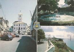 Almada - Largo Da Câmara Municipal - Jardim Joaquim Alberto Araújo