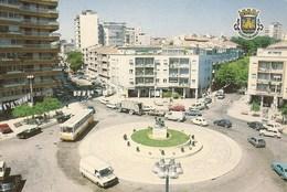 Almada - Praça Movimento Das Forças Armadas