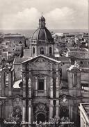 MARSALA (TP)  /  Chiesa Del Purgatorio E Panorama _ Viaggiata - Marsala
