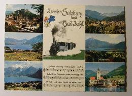 Kt 786 / Zwischen Salzburg Und Bad Ischl - Bad Ischl