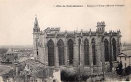 CARTOLINA NUOVA Carcassonne - Languedoc-Roussillon