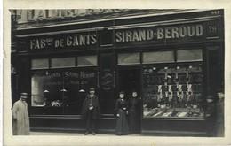 Lyon - Fabrique De Gands Sirand-Beroud, 1905 - Lyon