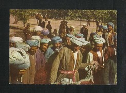 Afghanistan Picture Postcard Aq Chah Market  View Card - Afghanistan