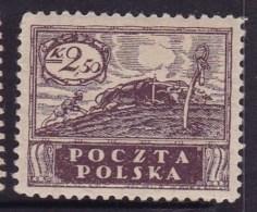 POLAND 1919 Fi 83B Mint Never Hinged - Ungebraucht