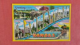 Greetings --    - Kansas > Manhattan -ref 2503 - Manhattan