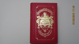 BIBLIOTHEQUE ROSE ILLUSTREE / MME CHERON DE LA BRUYERE / AUTOUR DE JEANNE / HACHETTE 1914 - Bibliothèque Rose