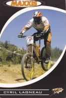 CYCLISME - WIELRENNEN : CYRIL LAGNEAU - Cyclisme