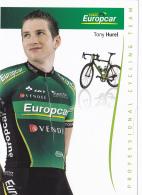 CYCLISME - WIELRENNEN : EUROPCAR - TONY HUREL - Cycling