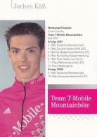 CYCLISME - WIELRENNEN : Team T-MOBILE - JOCHEN KÄSS - Cyclisme