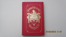 BIBLIOTHEQUE ROSE ILLUSTREE / MME JEANNE CAZIN / PERLETTE / HACHETTE 1887 - Bibliothèque Rose