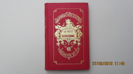 BIBLIOTHEQUE ROSE ILLUSTREE / Melle JULIE GOURAUD / LE PETIT BONHOMME / HACHETTE 1882 - Bibliothèque Rose