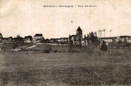 MAREUIL VUE GENERALE - Frankreich