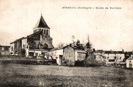 MAREUIL ROUTE DE NONTRON - Frankreich