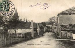 CHATIGNAC LA GRAND' RUE - Autres Communes