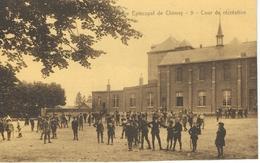 Collège Episcopal De CHIMAY - 9 - Cour De Récréation - Chimay