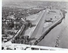 1955 - Iconographie Documentaire - Maisons-Laffitte (Yvelines) - L'hippodrome - FRANCO DE PORT - Vieux Papiers
