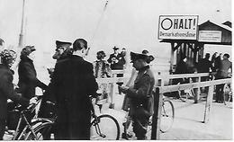 WW2 -Passage De La LIGNE DE DÉMARCATION - - Documents Historiques