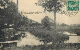 SAINTE GERTRUDE ET L'AMBION - Paysage Sur Les Bords Des Rivières. - Autres Communes