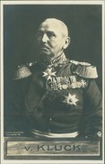 AK Generaloberst Alexander Von Kluck, Um 1915 (6519) - Personnages