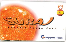 Phonecard - SURAJ - Espagne