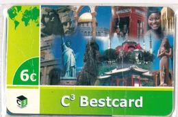 Phonecard - BESTCARD - Herkunft Unbekannt