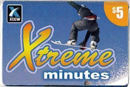 Phonecard - XTREME - Telefonkarten