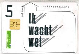 Phonecard - PTT TELECOM - Unknown Origin