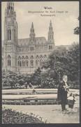 Wien - Bürgermeister Dr. Karl Lueger Im Rathauspark - B K W I 110-10 - Voir 2 Scans - Sin Clasificación