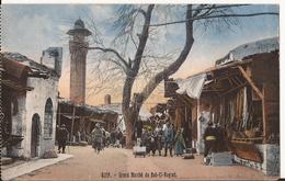 9290. CPA SYRIE. GRAND MARCHE DE BAB-EL-NAYRAB 1929 - Siria