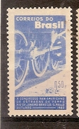 Brazil * & X Pan American Railway Congress 1960 (698) - Trenes