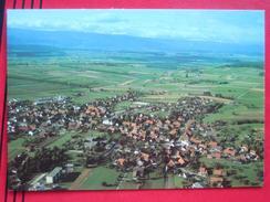 Kerzers / Chiètres (FR) - Flugaufnahme - FR Fribourg