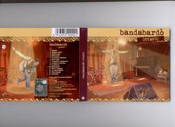 Bandabardò - Ottavio -  2 CD - Rock
