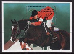 Grenada Grenadines #1854 S/sheet, F-VF Mint NH ** 1996 Atlanta Summer Olympics - Summer 1996: Atlanta