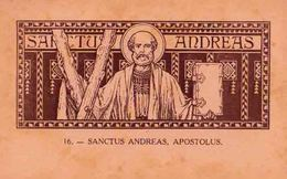 SAINT ANDRE  APÔTRE  / SANCTUS ANDREAS   APOSTOLUS - Saints