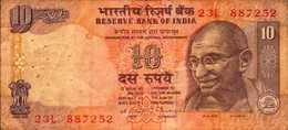 INDE 10 ROUPIES De1996nd Pick 88b - Indien