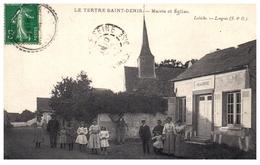 78 - La TERTRE SAINT DENIS --  Mairie Et Eglise - Autres Communes