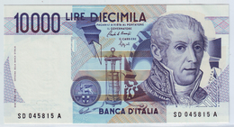 ITALIE  - 10 000 LIRE A. Volta Du 03/09/1984 - NEUF - [ 2] 1946-… : République