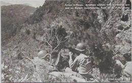 CPSM Corée Du Nord Troupes Américaines Militaria Marines Non Circulé Communistes - Corée Du Nord