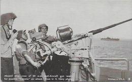 CPSM Corée Du Nord Troupes Américaines Militaria Marines Non Circulé Communistes - Korea, North