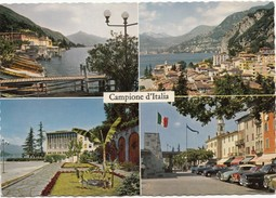 Campione D'Italia, 1966 Used Postcard [19612] - Como