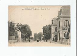 DOURDAN (S ET O) 22 ROUTE DE PARIS  (PETITE ANIMATION) - Dourdan