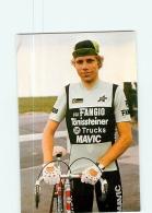 Michel DERNIES .  Cyclisme. 2 Scans. Fangio Tonissteiner Mavic - Ciclismo