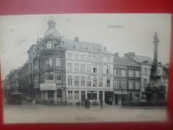 Verviers :Place Verte-DISTILLERIE-LIQUEURS-TRAMWAY (V2145) - Verviers