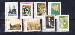 Netherlands Nederland 2009-14-8V,castels,kastelen,butterflies,vlinders,Donald Duck,MNH/Postfris(C200) - Kastelen