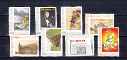 Netherlands Nederland 2009-14-8V,castels,kastelen,butterflies,vlinders,Donald Duck,MNH/Postfris(C201) - Kastelen